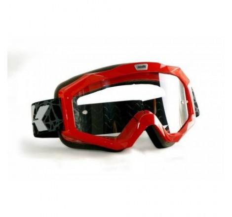 Gafas Cross Unik GX-01 Rojo