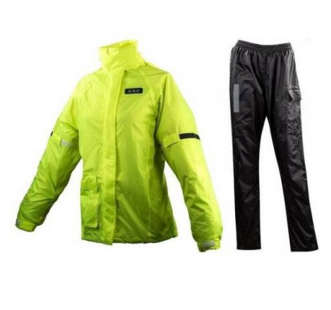 TRAJE IMPERMEABLE MUJER LS2...