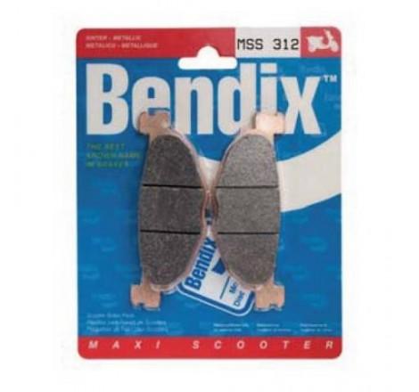 Pastillas de freno Bendix...