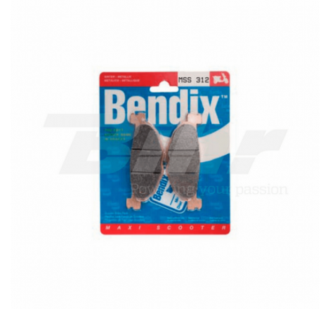 Past. de freno Bendix comp....