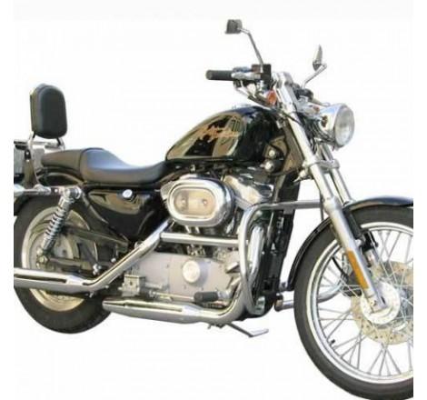 Defensa protector de motor Harley Davidson Sportster Diam.30 Portada