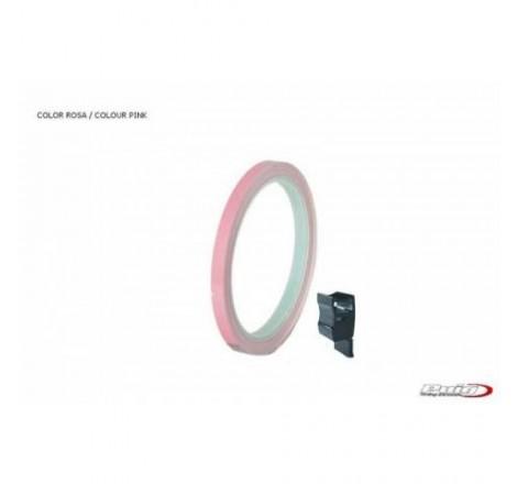CINTA LLANTA+aplicador rosa