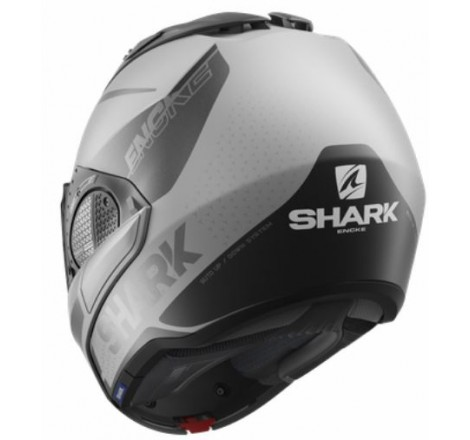 CASCO SHARK NANO BLANK Black