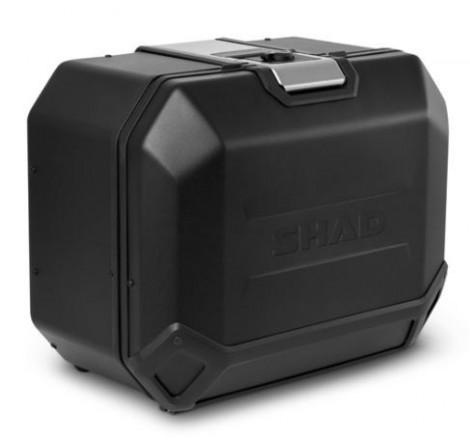 Maleta Lat. Dcho. TR47R Terra Black Edition Portada