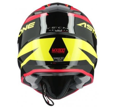 CASCO CABERG DUKE SMART BLANCO