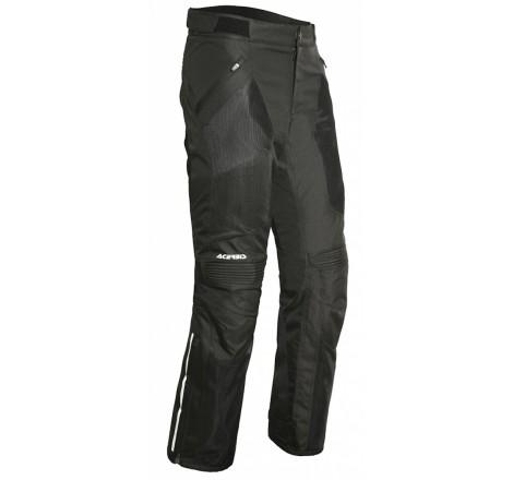 Pantalón Acerbis Ramsey Vented Negro Portada