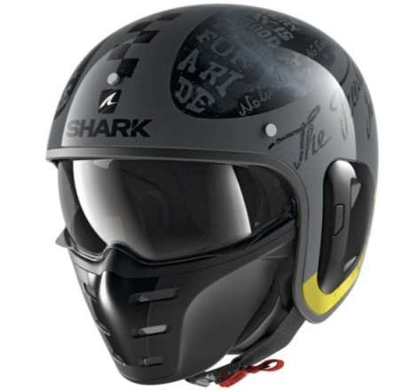 CASCO HJC FGJET JIKE MC1SF