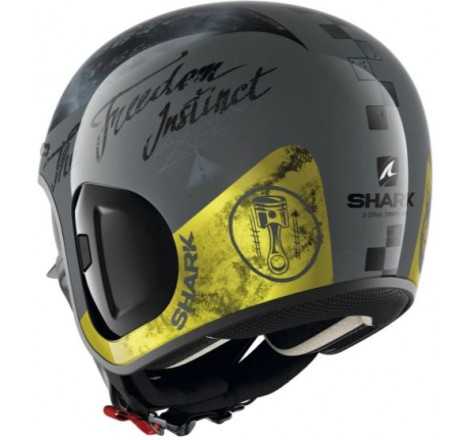 CASCO HJC FGJET JIKE MC2SF