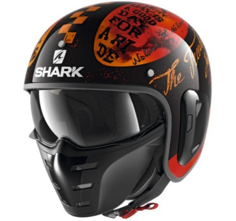 CASCO HJC FGJET JIKE MC8SF