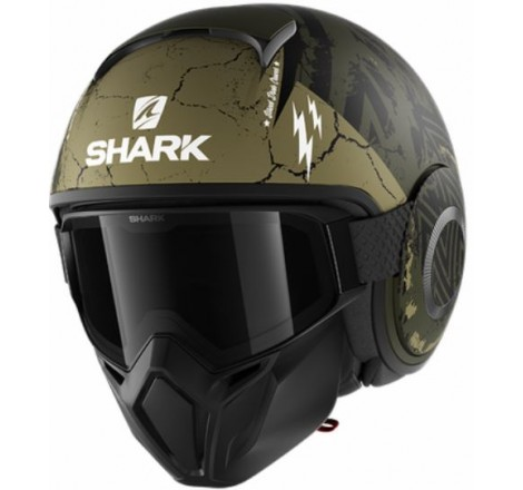 CASCO HJC FG70S MODIK MC5SF