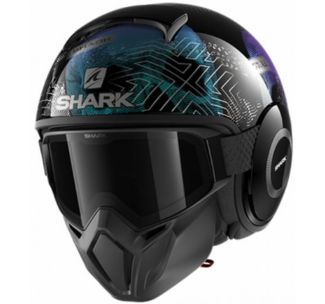 CASCO HJC FG70S BURNOUT MC5F