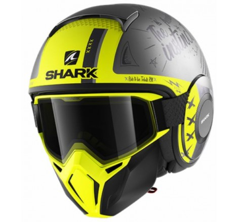 CASCO HJC FG70S APOL MC10SF