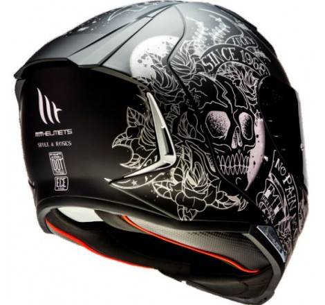 CASCO STORMER FORCE SPLINTER NARANJA