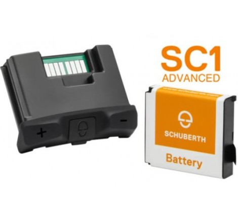Intercomunicador Schuberth SC1 Advanced Portada
