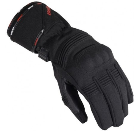 PUÑOS DOUBLE DENSITY ROAD 838 CLOSED END BLACK/RED