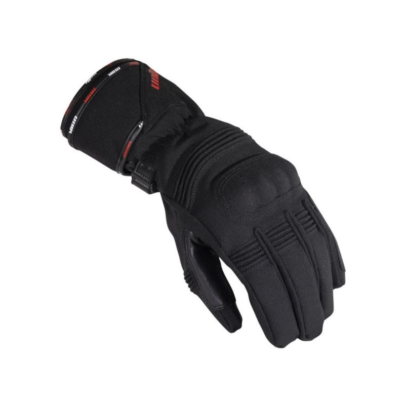 PUÑOS 838 DOUBLE DENSITY CLOSED END BLACK/RED