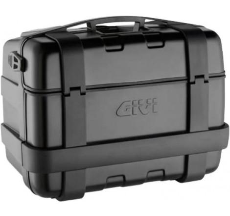 Maleta Trekker Mk 46L. Monokey® Black Edition Portada
