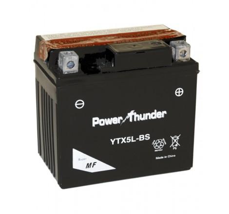 BATERÍA POWER THUNDER CTX5L-BS