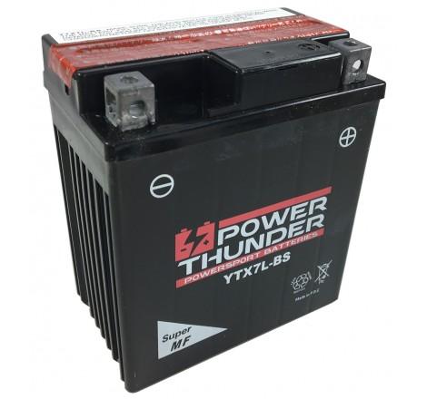 BATERÍA POWER THUNDER CTX7L-BS