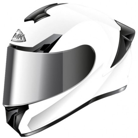 CASCO BELL CUSTOM 500 NEGRO MATE