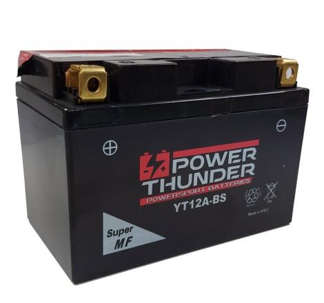 BATERÍA POWER THUNDER CT12A-BS