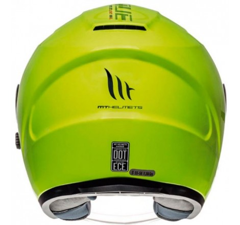 CASCO INFANTIL LS2 FF353 RAPID MINI BLANCO