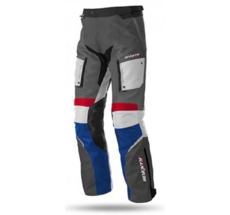 Pantalón SD-PT3S Gris Rojo Azul (Tallaje Corto) Portada