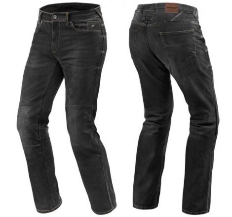 Pantalón Vaquero Hombre SD-PJ2 Regular Fit Negro Portada