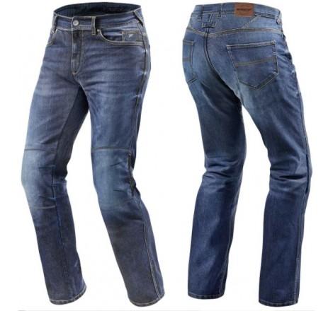 Pantalón Vaquero Hombre SD-PJ2 Regular Fit Azul oscuro Portada