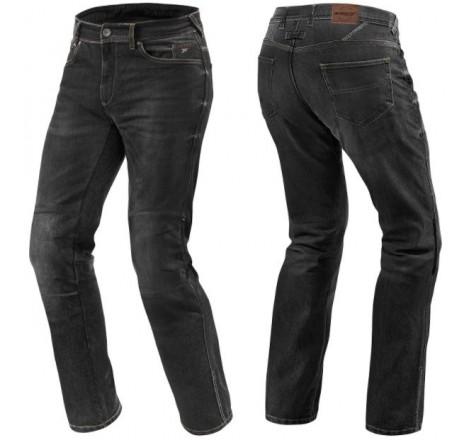 Pantalón Vaquero Mujer SD-PJ4 Regular Fit Negro Portada