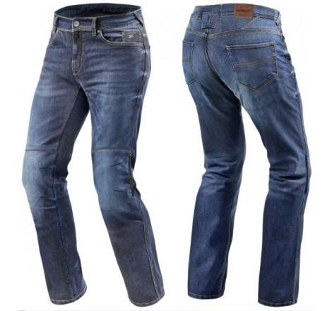 Pantalón Vaquero Mujer SD-PJ4 Regular Fit Azul oscuro Portada