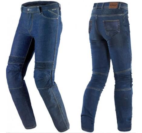 Pantalón Vaquero Hombre SD-PJ6 Slim Fit Azul oscuro Portada